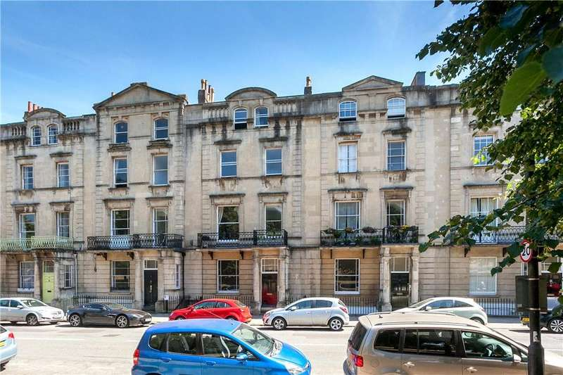 2 Bedrooms Flat for sale in Gloucester Row, Bristol, BS8