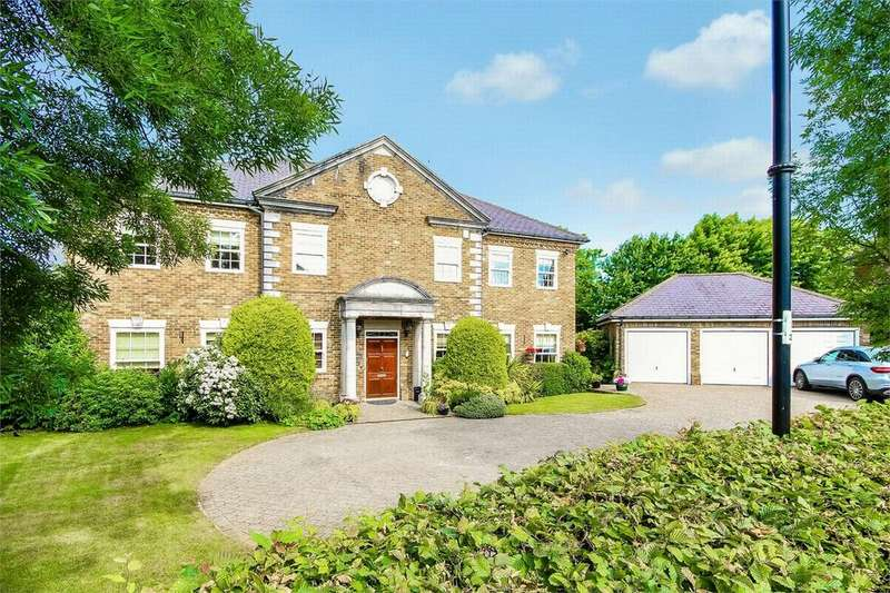 6 Bedrooms Detached House for sale in Netherne on the Hill, Surrey