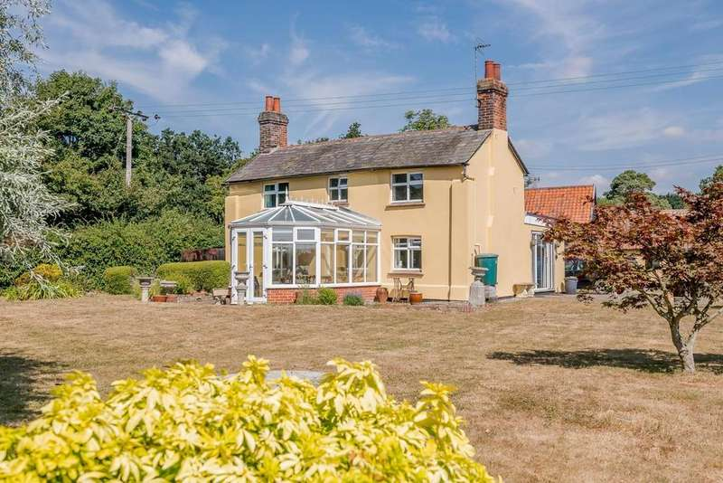 5 Bedrooms Cottage House for sale in Rushley Green, Castle Hedingham, Halstead, Essex, CO9