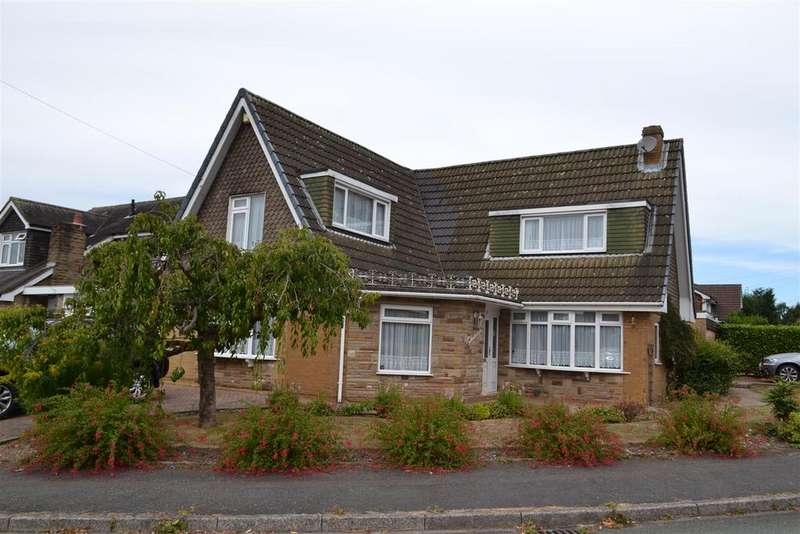 3 Bedrooms Detached House for sale in Dorchester Road, Cannock