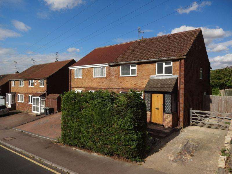 4 Bedrooms Semi Detached House for sale in Eldon Road, Luton