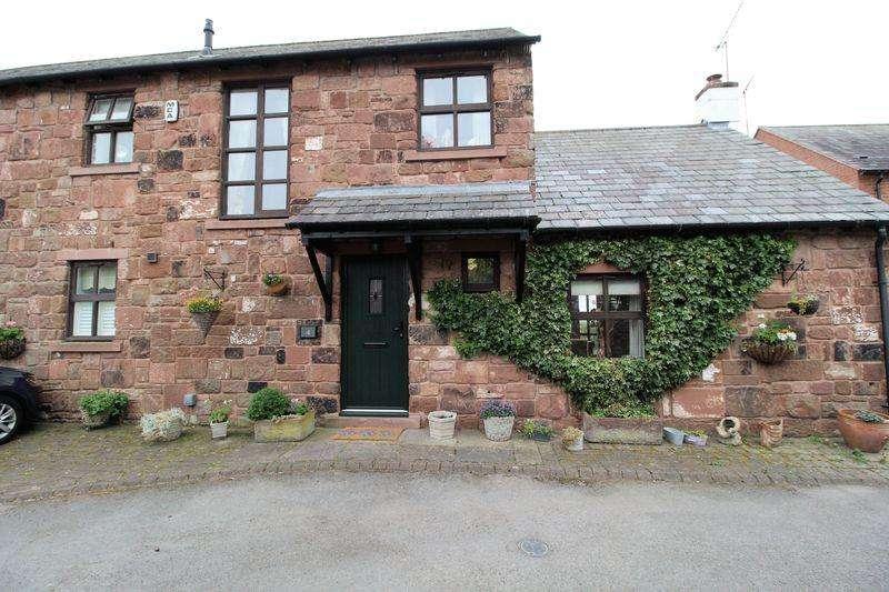 4 Bedrooms Semi Detached House for sale in Overmarsh, Neston