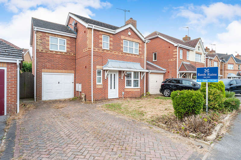 3 Bedrooms Detached House for sale in Corinthian Way, Victoria Dock, Hull, HU9