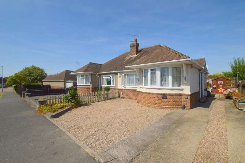 2 Bedrooms Bungalow for sale in Gooseberry Hill, Warden Hills, Luton, LU3 2DY