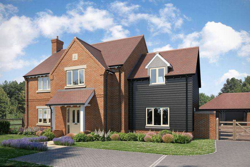 5 Bedrooms Detached House for sale in New Road, Dinton