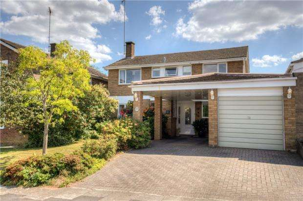 4 Bedrooms Detached House for sale in Oxley Drive, Finham, Coventry, West Midlands