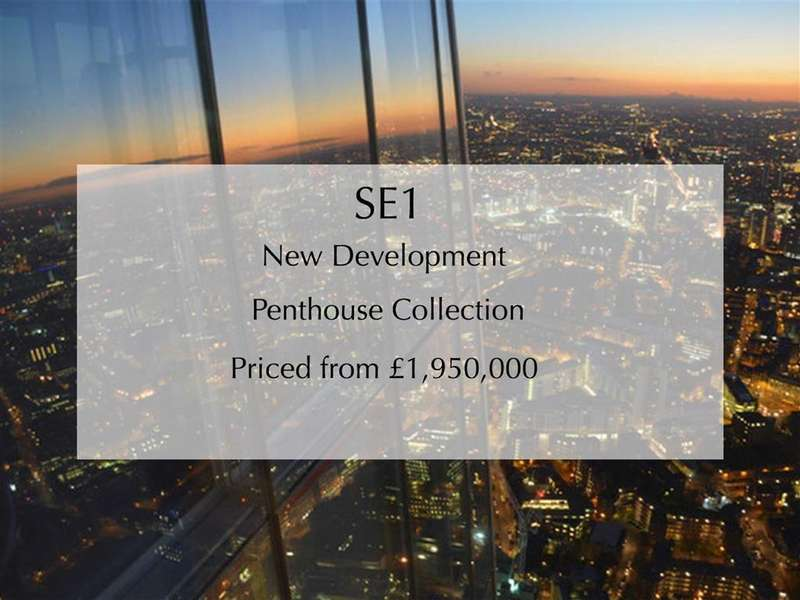 3 Bedrooms Penthouse Flat for sale in Risborough Street, London