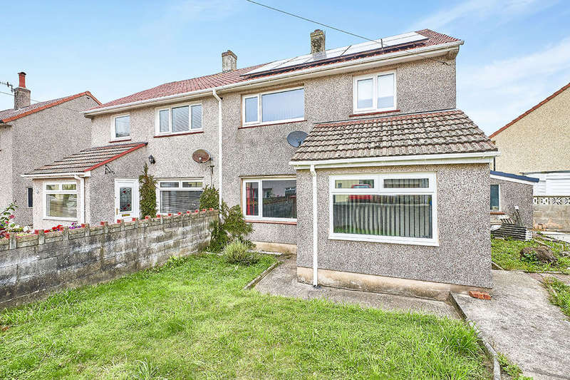 3 Bedrooms Semi Detached House for sale in Burnmoor Avenue, Whitehaven, CA28