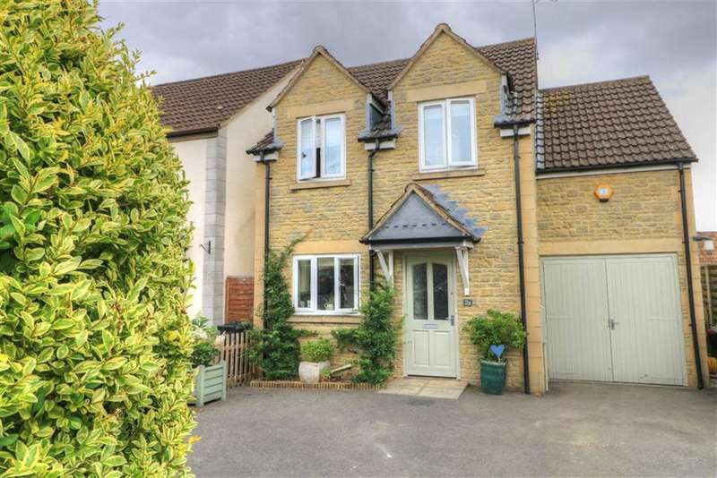 3 Bedrooms Detached House for sale in 2a, Hollybush Close, Acton Turville