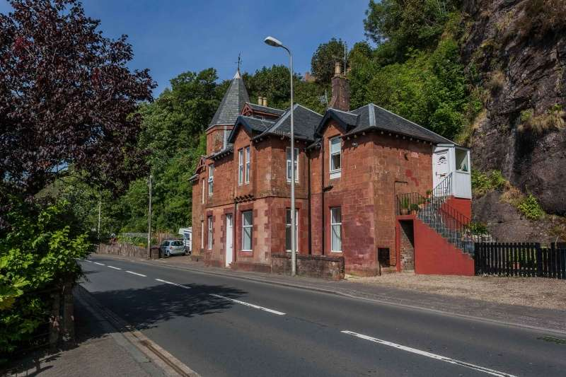 3 Bedrooms Flat for sale in Shore Road, Skelmorlie, North Ayrshire, PA17 5DR