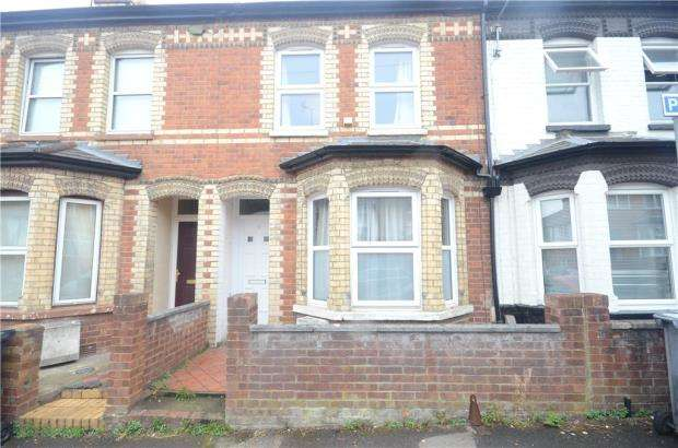 3 Bedrooms Terraced House for sale in Clifton Street, Reading, Berkshire
