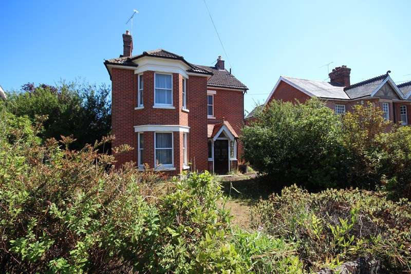4 Bedrooms Detached House for sale in College Road, Ringwood