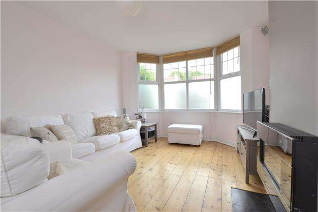 3 Bedrooms Terraced House for sale in Muller Road, Horfield, Bristol, BS7 9RF