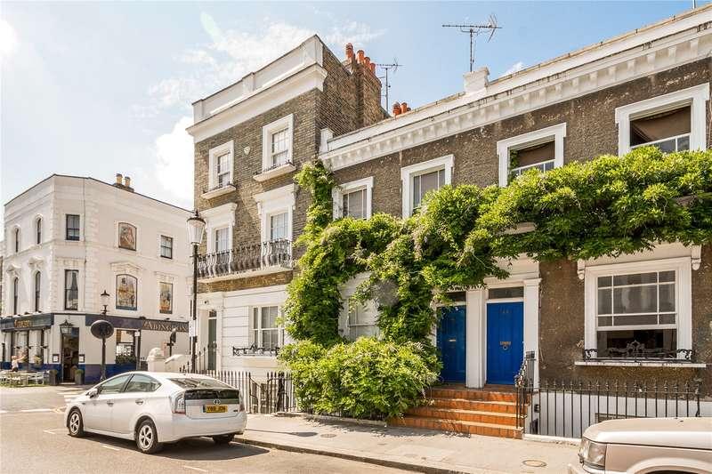 2 Bedrooms Flat for sale in Abingdon Road, London, W8