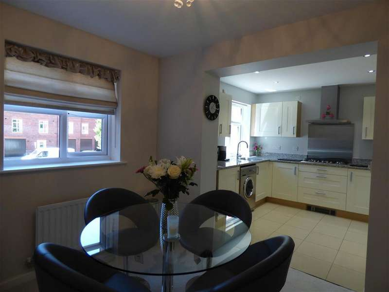3 Bedrooms Apartment Flat for sale in Marmaville Court, Mirfield, WF14 9TS