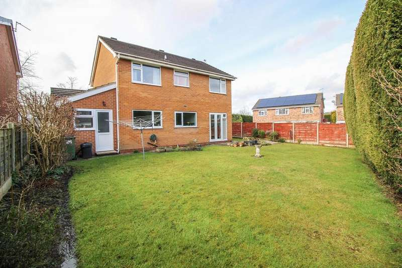 4 Bedrooms Detached House for sale in Mandalay Gardens, Marple, Stockport, SK6