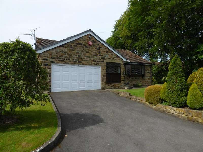 2 Bedrooms Detached House for sale in Hill Park, Upper Hopton, WF14 8JB