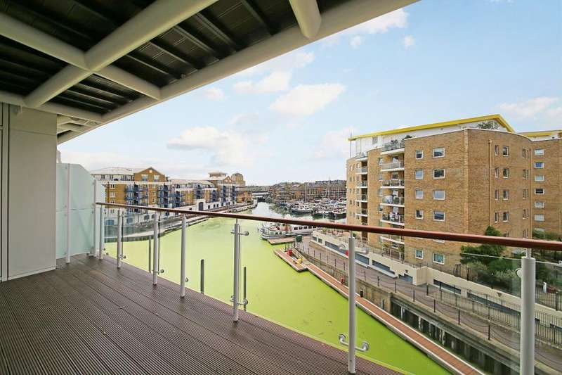 2 Bedrooms Apartment Flat for sale in Pinnacle II Basin Approach E14