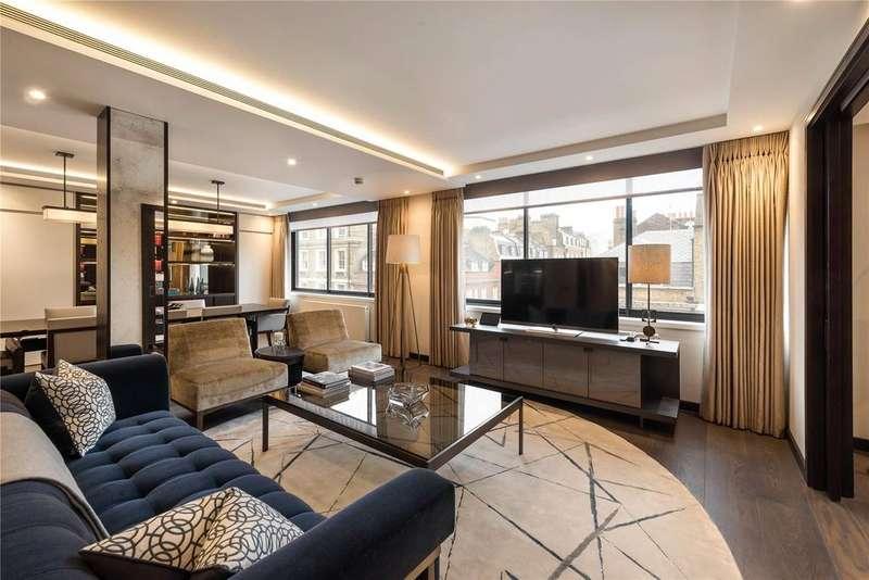 2 Bedrooms Flat for sale in Curzon Street, London, W1J