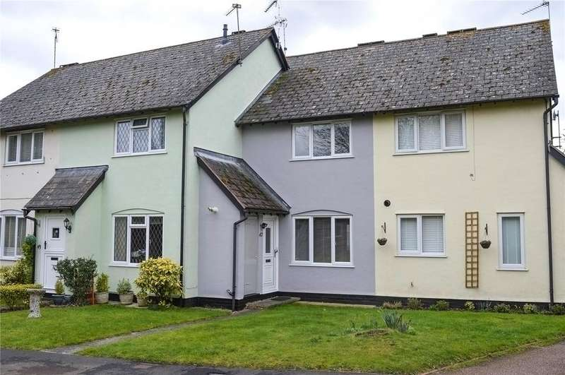 2 Bedrooms Terraced House for sale in Ash Meadow, Much Hadham, Hertfordshire, SG10