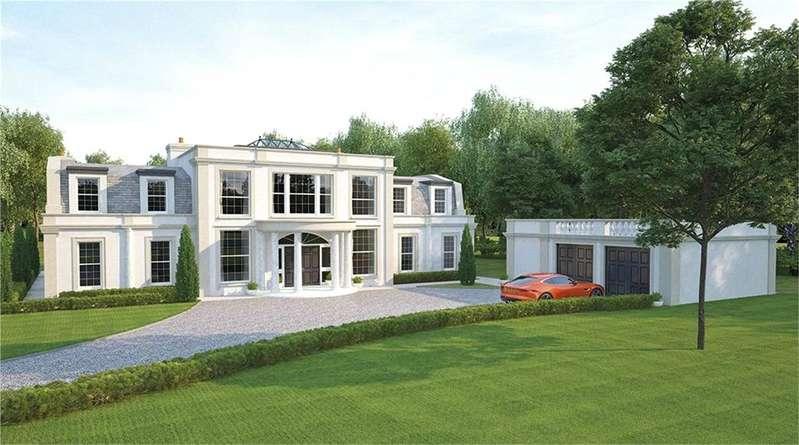 5 Bedrooms Detached House for sale in Kasteel Park, Wellpond Green, Standon, Hertfordshire, SG11