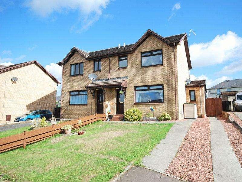 4 Bedrooms Semi-detached Villa House for sale in 11 Burgoyne Drive, Coylton KA6 6PB