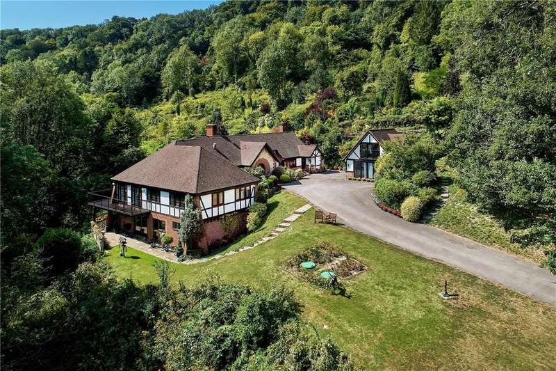 6 Bedrooms Detached House for sale in Oakshott Hanger, Hawkley, Liss, Hampshire, GU33