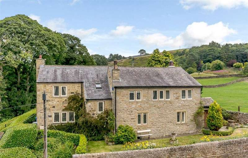 4 Bedrooms Detached House for sale in Naboth, Beamsley, Near Bolton Abbey, North Yorkshire, BD23