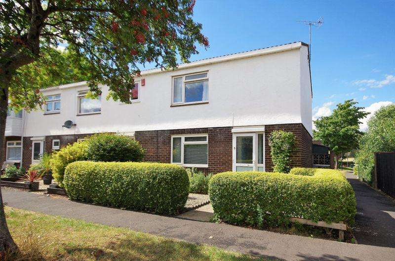 2 Bedrooms End Of Terrace House for sale in Kingfisher Drive, Bristol