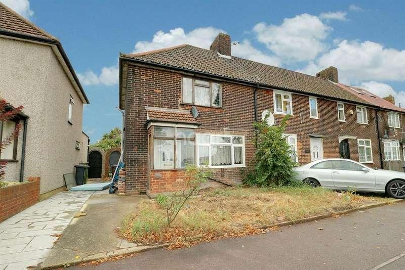 3 Bedrooms End Of Terrace House for sale in Goresbrook Road, Dagenham
