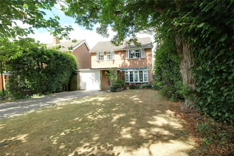 3 Bedrooms Detached House for sale in Woburn Close, Caversham, Reading, Berkshire, RG4