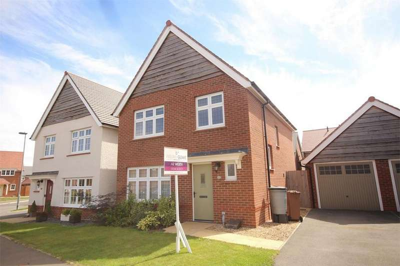3 Bedrooms Detached House for sale in Catherall Avenue, Buckley, Flintshire