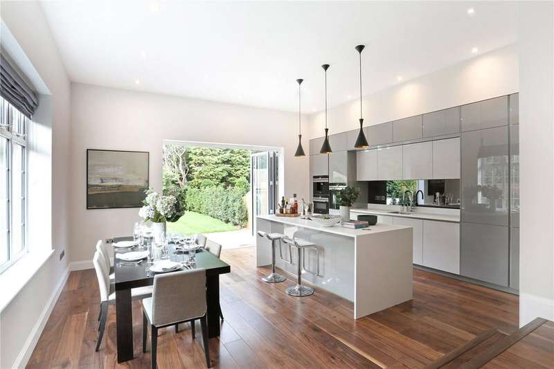 4 Bedrooms House for sale in Drummond House, Chobham Road, Sunningdale, Berkshire