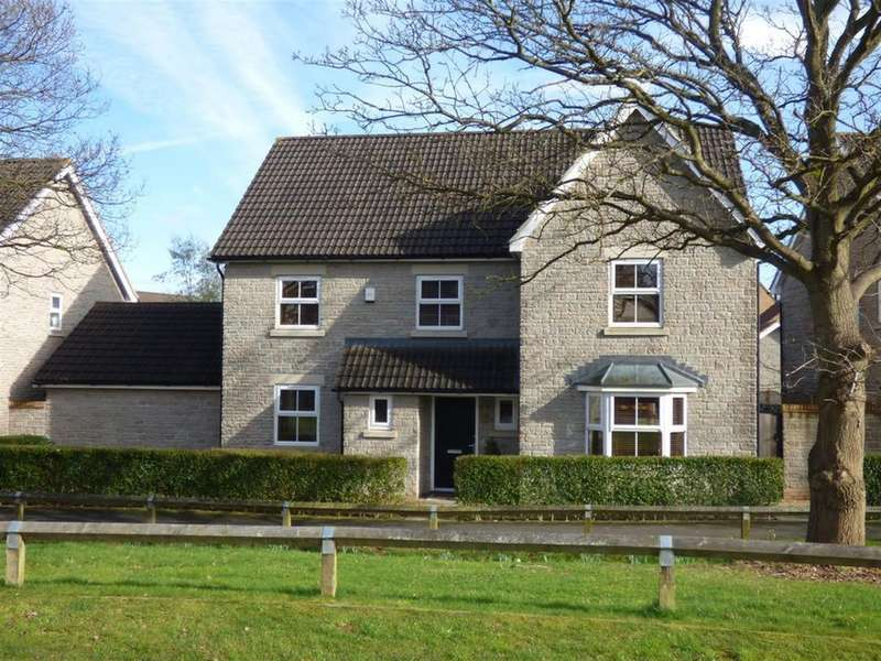5 Bedrooms Detached House for sale in Walter Road, Frampton Cotterell, Bristol, BS36 2FR