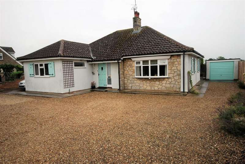 2 Bedrooms Detached Bungalow for sale in Horsepit Lane, Pinchbeck, Spalding