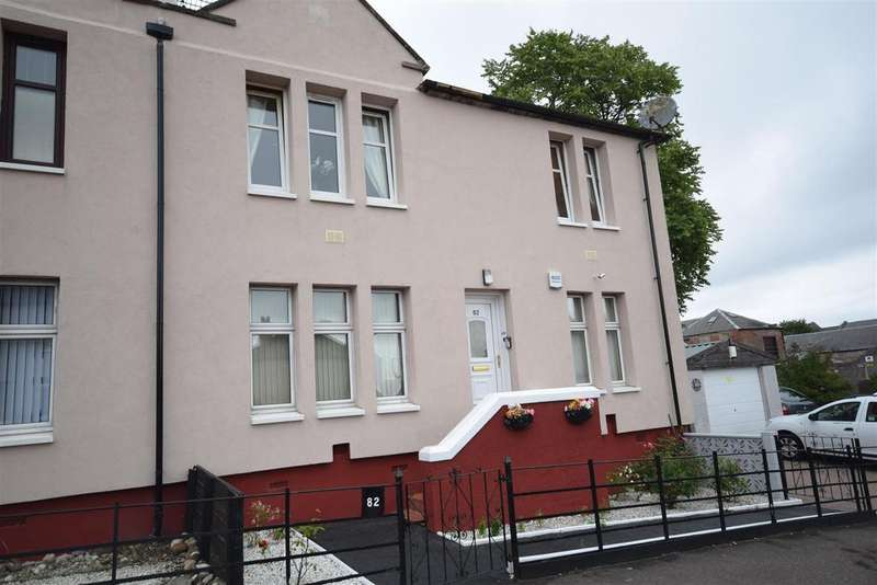 2 Bedrooms Apartment Flat for sale in Mortimer Street, Dundee