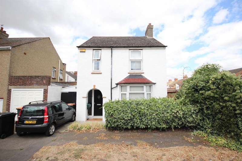 3 Bedrooms Detached House for sale in Southville Road, Bedford