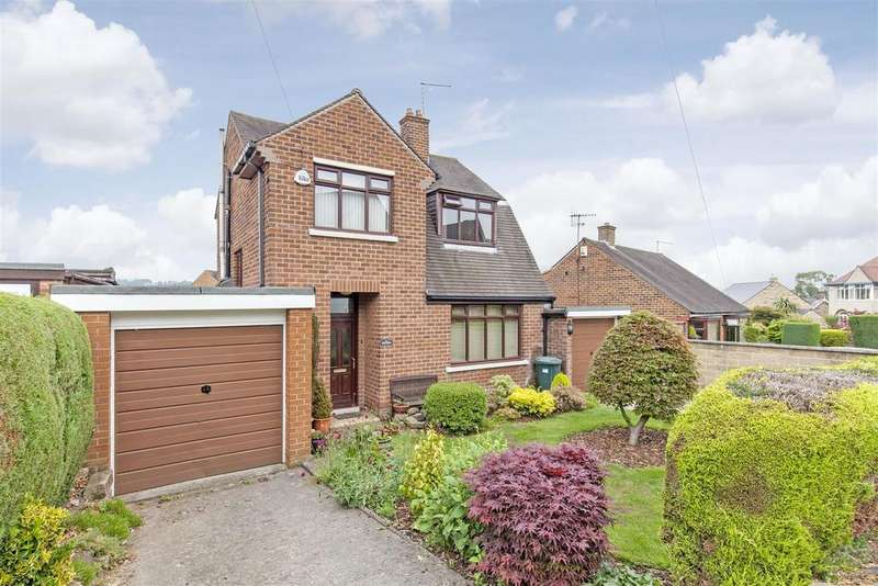 3 Bedrooms Detached House for sale in Cross Lane, Dronfield