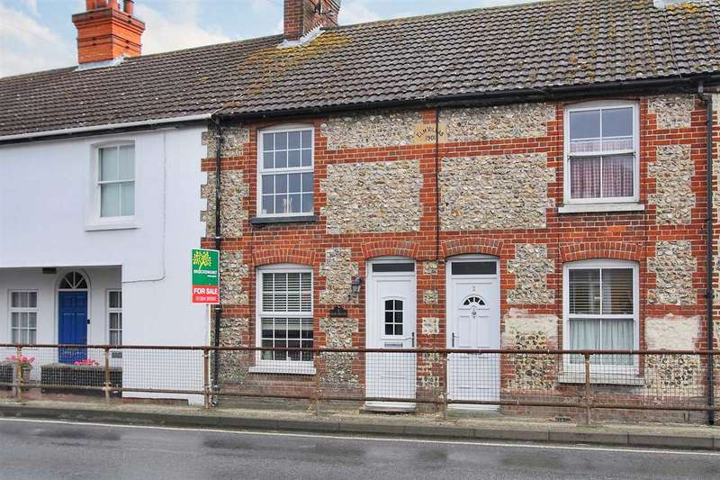 2 Bedrooms Terraced House for sale in Elm Villas, Salisbury Road, Tidworth