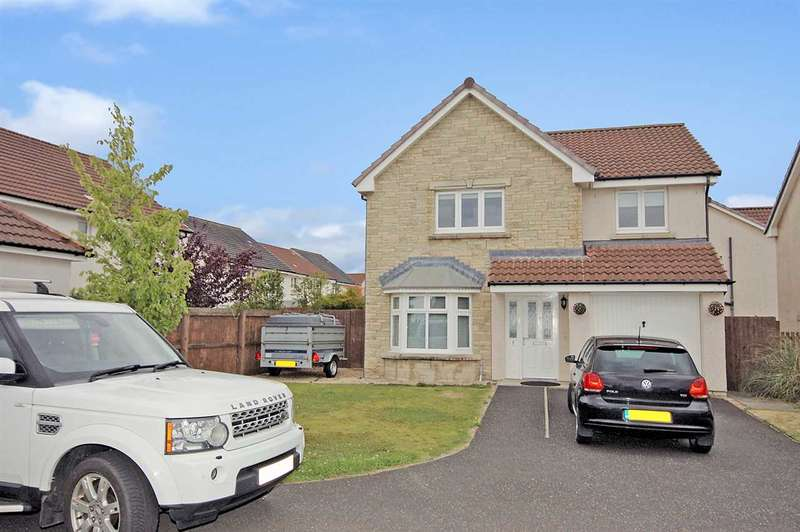4 Bedrooms Detached Villa House for sale in Tarmachan Road, Dunfermline