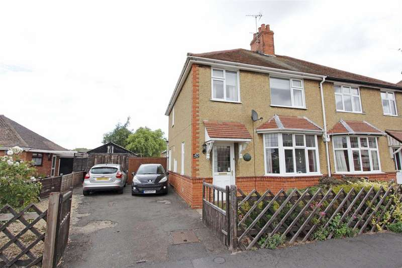 3 Bedrooms Detached House for sale in Gladstone Street, Bourne