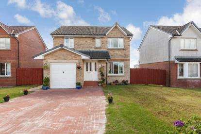 4 Bedrooms Detached House for sale in Kinloss Place, Inverkip