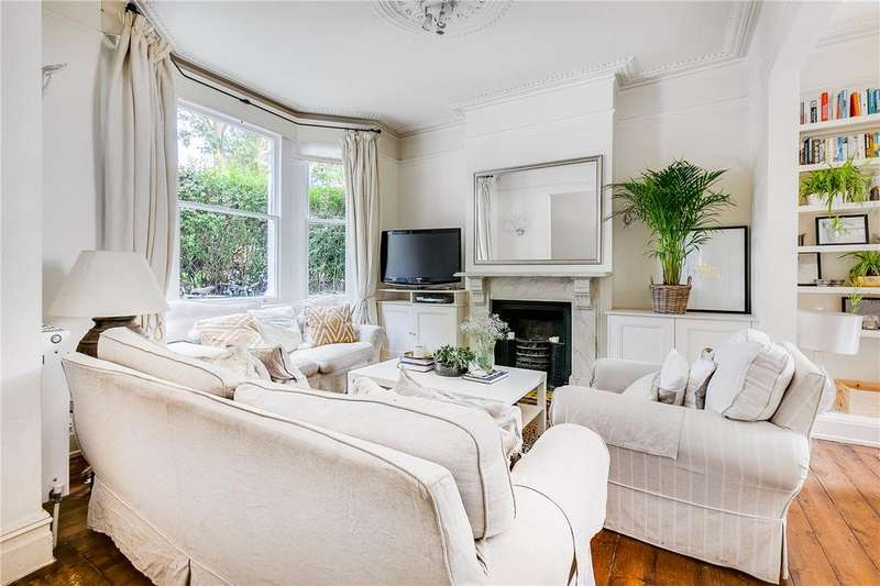 4 Bedrooms Terraced House for sale in Clancarty Road, Fulham/Parsons Green, London, SW6
