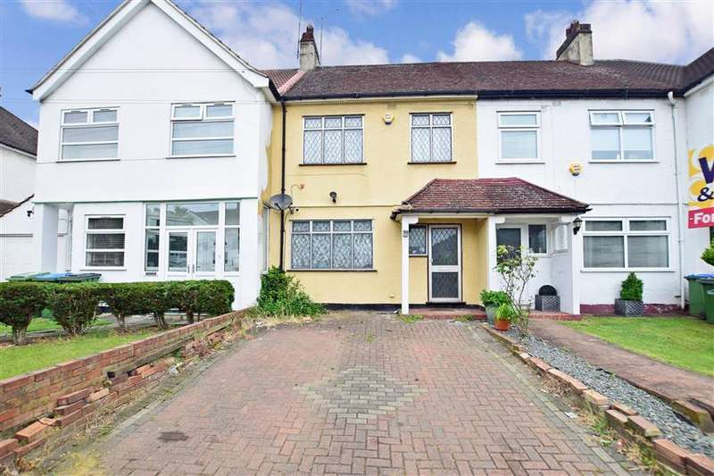 3 Bedrooms Terraced House for sale in Bournewood Road, Plumstead, London