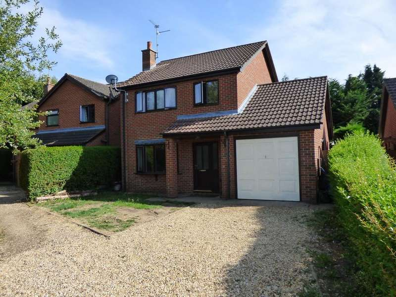 3 Bedrooms Detached House for sale in Viceroy Drive, Pinchbeck