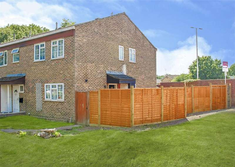 3 Bedrooms End Of Terrace House for sale in Elizabeth Close, Bracknell, Berkshire, RG12
