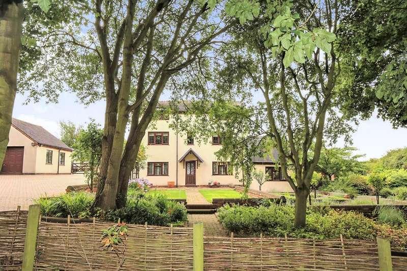 6 Bedrooms Property for sale in Chapel Street, Oakthorpe DE12 7QT