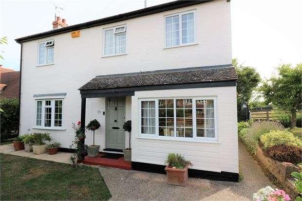 3 Bedrooms Detached House for sale in Winslow Road, Granborough, Buckinghamshire. MK18 3NJ
