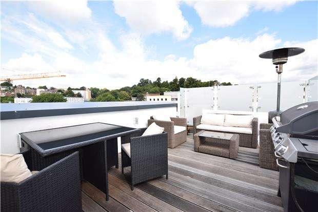 2 Bedrooms Flat for sale in Invicta, Millennium Promenade, Bristol, BS1 5SY