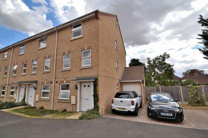 4 Bedrooms End Of Terrace House for sale in Drakes Avenue, Leighton Buzzard